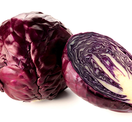 Pablo's Produce, Inc. | Oxnard, California | Red Cabbage